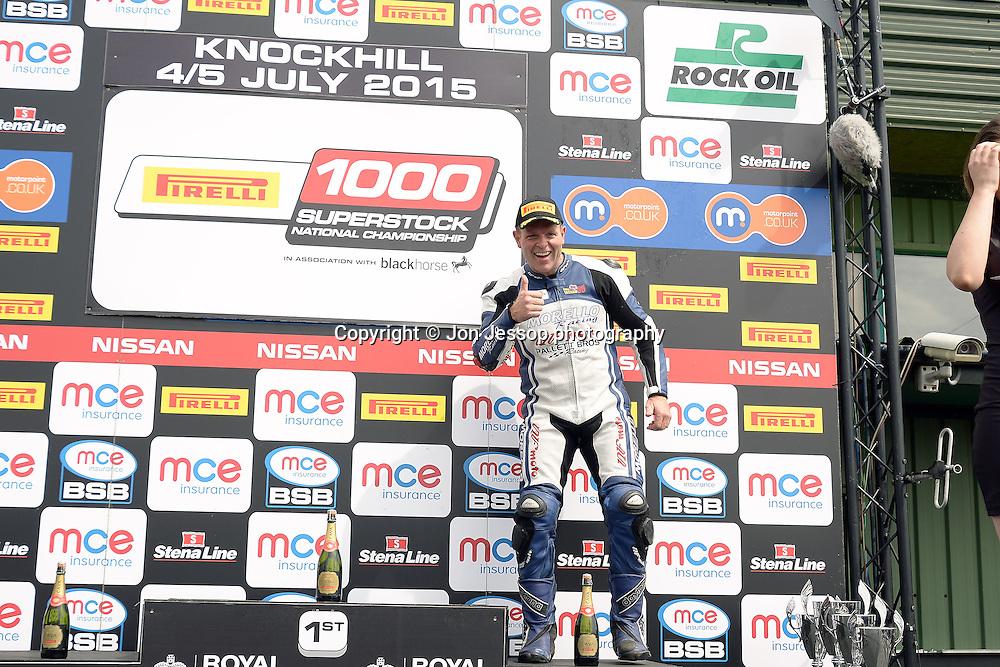 #56 John Ingram Morello Racing Kawasaki Pirelli National Superstock 1000