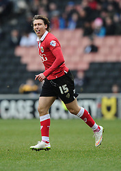Bristol City's Luke Freeman  - Photo mandatory by-line: Joe Meredith/JMP - Mobile: 07966 386802 - 07/02/2015 - SPORT - Football - Milton Keynes - Stadium MK - MK Dons v Bristol City - Sky Bet League One
