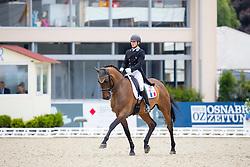 Pottier Corentin, (FRA), Gotcha<br /> European Dressage Championships U25 - Hagen 2016<br /> © Hippo Foto - Leanjo de Koster<br /> 18/06/16