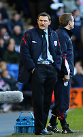 Photo: Mark Stephenson.<br />West Bromwich Albion v Sunderland. Coca Cola Championship. 03/03/2007. West Brom's manager Tony Mowbray