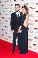 Philip McGinley and Emily Atack, Almost Married - UK Gala Screening, The Mayfair Hotel, LONDON, 26th March 2014, Photo by Raimondas Kazenas