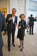 MARIO TESTINO; LILY SAFRA, Mario Testino: Obsessed by You -  private view<br />