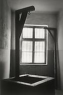 Gallows Storage, Auschwitz
