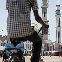 The Central Mosque in Maiduguri.
