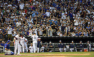 CHICAGO - JULY 26:  Fans cheer over during the game between the Chicago White Sox and Chicago Cubs on July 26, 2016 at U.S. Cellular Field in Chicago, Illinois.  The White Sox defeated the Cubs 3-0.  (Photo by Ron Vesely/MLB Photos via Getty Images)  ***