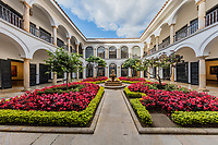 Museo Botero museum in La Candelaria aera Bogota capital city of Colombia South America