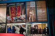 Jeremy Deller, Joy in People, Hayward Gallery, Southbank Centre. London. 21 February 2012.