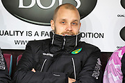 Norwich City forward Teemu Pukki (22) before the The FA Cup match between Burnley and Norwich City at Turf Moor, Burnley, England on 25 January 2020.