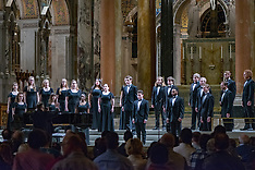 Chamber Singers at the Cathedral Basilica