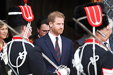 The Duke of Sussex at Big Curry Lunch 4 April 2019