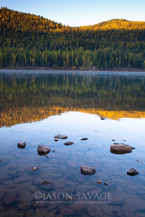 Salmon Lake, Montana