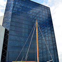 John F. Kennedy Presidential Library and Museum in Boston, Massachusetts<br />