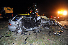 Napier-Serious motor vehicle accident