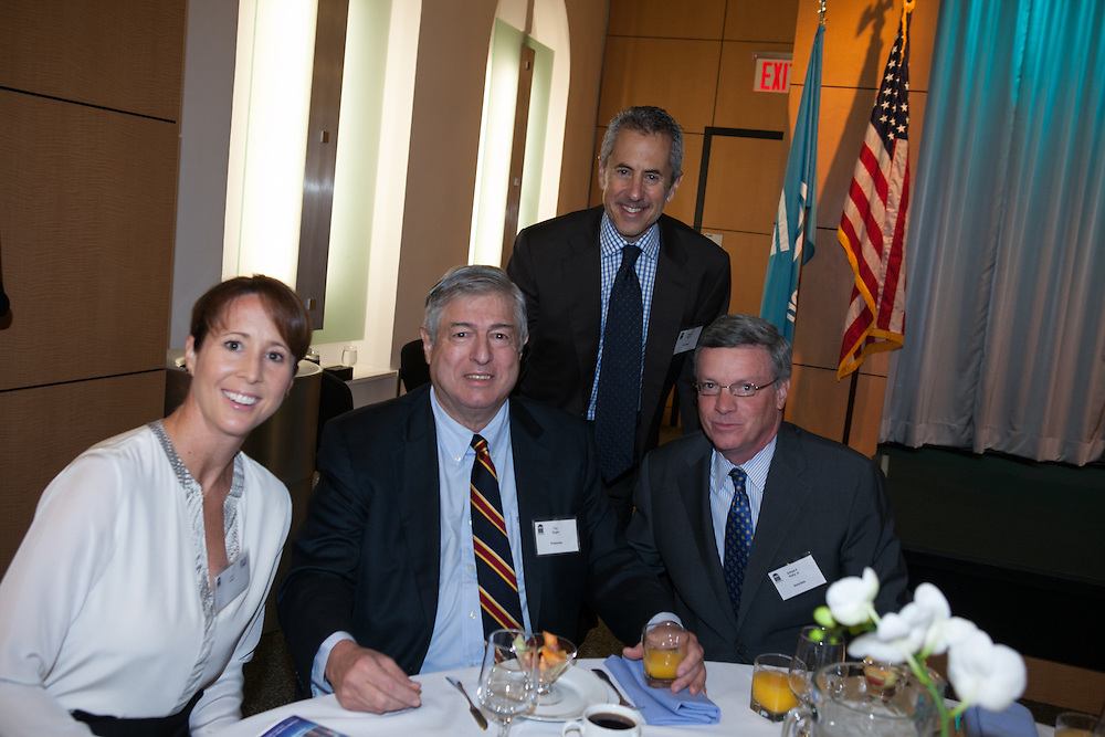 MCC Awards Breakfast 2013 at ConEd