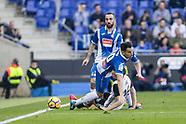 Espanyol v Valencia - 19 Nov 2017