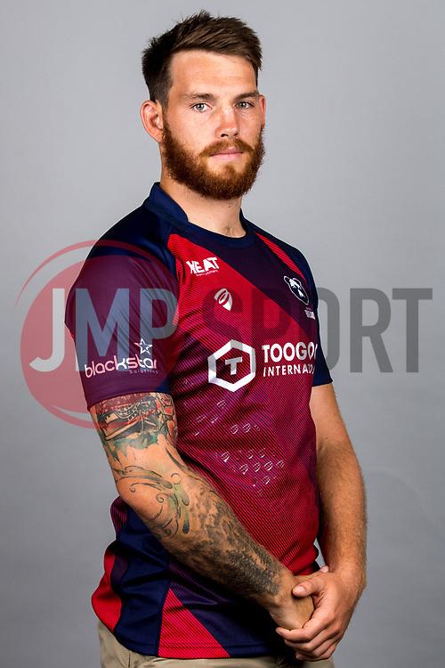 Jake Heenan of Bristol Bears - Mandatory by-line: Robbie Stephenson/JMP - 01/08/2019 - RUGBY - Clifton Rugby Club - Bristol, England - Bristol Bears Headshots 2019/20