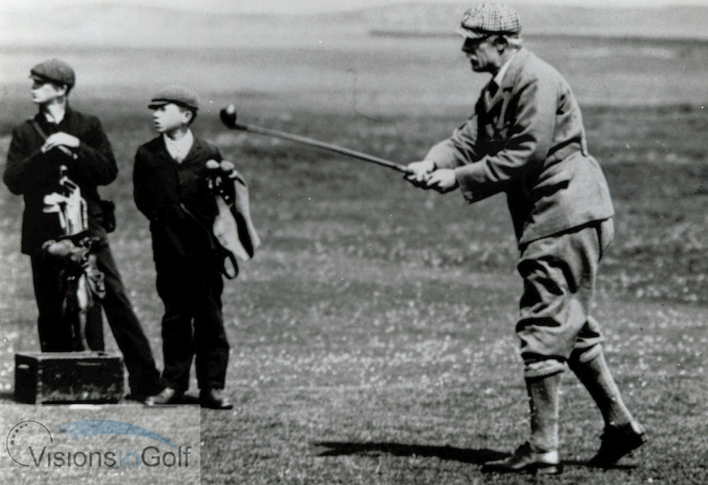 Horace Hutchinson<br /> Picture Credit: &copy;Visions In Golf / Michael Hobbs