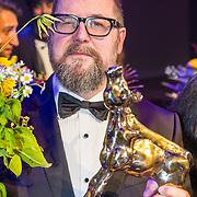 NLD/Utrecht/20170929 - Uitreiking Gouden Kalveren 2017, Martin Koolhoven