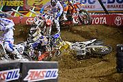 2013 AMA Supercross Series..Oakland, California..January 26, 2013