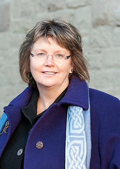 Donna Zwicker, Point McKay House, Calgary, Alberta
