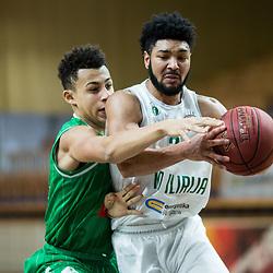20181204: SLO, Basketball  - Liga Nova KBM 2018/19, KK Ilirija vs KK Petrol Olimpija