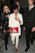 JANELLE MONAE - ARRIVAL OF CELEBRITIES AT PARADE Akris .<br /> ©Exclusivepix Media