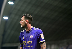 Amir Dervišević of Maribor during football match between NK Maribor and NK Domzale in 17th Round of Prva liga Telekom Slovenije 2019/20, on November 9, 2019 in Ljudski vrt, Maribor, Slovenia. Photo by Milos Vujinovic / Sportida
