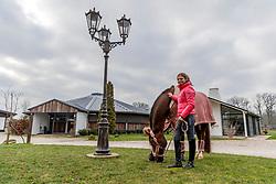 BECKS Jil Marielle mit Damon's Delorange<br /> Senden - Homestory Jil Marielle Becks 2020<br /> © www.sportfotos-lafrentz.de/