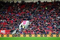 Good 4 U advert - Mandatory by-line: Dougie Allward/JMP - 10/11/2018 - FOOTBALL - Ashton Gate Stadium - Bristol, England - Bristol City v Preston North End - Sky Bet Championship