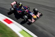 September 3-5, 2015 - Italian Grand Prix at Monza: Carlos Sainz Jr. Scuderia Toro Rosso