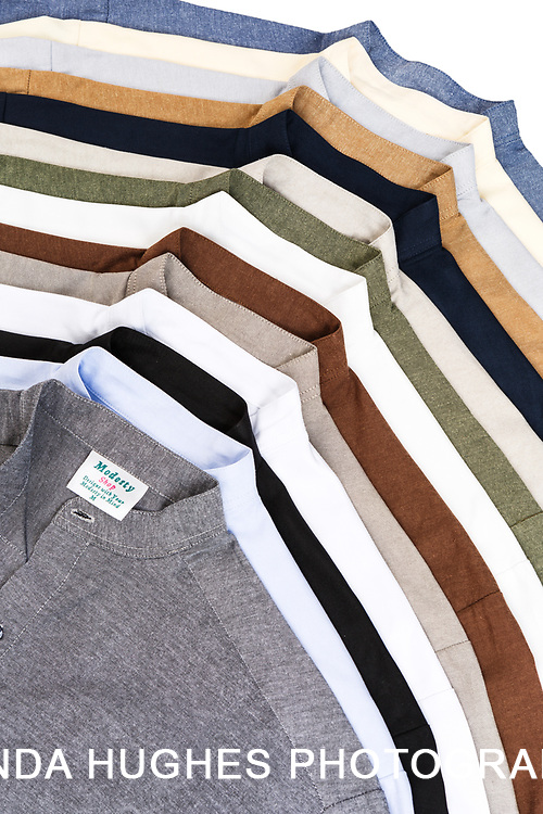 Variety of Shirt Colors
