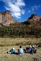 Pedra da Águia. Urubici, Santa Catarina, Brasil. / Pedra da Aguia (Eagle's Rock). Urubici, Santa Catarina, Brazil.