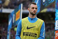 12.3.17, Milano, stadio Giuseppe Meazza, 28.a giornata di Serie A, INTER-ATALANTA, nella foto:  Marcelo Brozovic - Inter