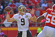 NFL Saints v Chiefs (2016)