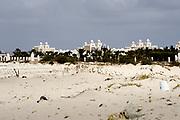 RIU Karamboa hotel on the island of Boa Vista in the Cape Verde. Hotel RIU Karamboa sur l'ile de Boa Vista au Cap Vert.