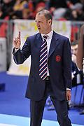 DESCRIZIONE : Final Six Coppa Italia A2 IG Cup RNB Rimini 2015 Finale FMC Ferentino - Tezenis Scaligera Verona<br /> GIOCATORE : Franco Gramenzi<br /> CATEGORIA : Allenatore Coach<br /> SQUADRA : FMC Ferentino<br /> EVENTO : Final Six Coppa Italia A2 IG Cup RNB Rimini 2015<br /> GARA : FMC Ferentino - Tezenis Scaligera Verona<br /> DATA : 08/03/2015<br /> SPORT : Pallacanestro <br /> AUTORE : Agenzia Ciamillo-Castoria/L.Canu