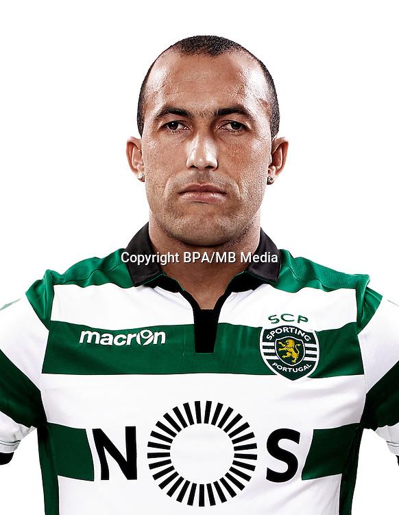 Portugal - Primera Liga NOS 2016-2017 /  <br /> ( Sporting Lisboa ) - <br /> Jefferson Nascimento &quot; Jefferson &quot;