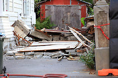 Auckland-Demolition of Pt Chevalier house goes wrong