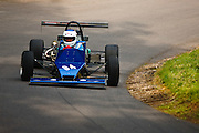Car number 84 at Shelsley Hill climb 6/6/10