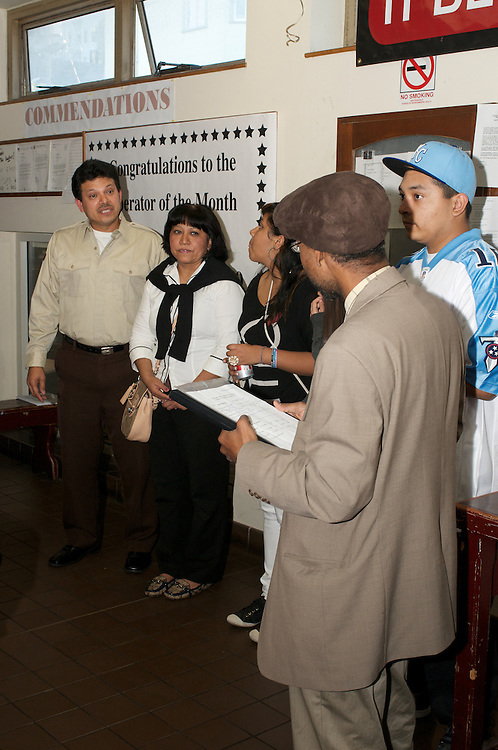 Cable Car Division Operator of the Month | Jacinto Reyes | January 2012