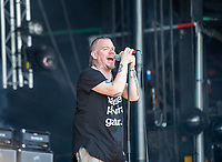 2019-06-06 | Norje, Sweden: Martin Westerstrand performing at Sweden Rock Festival ( Photo by: Roger Linde | Swe Press Photo )<br /> <br /> Keywords: Sweden Rock Festival, Norje, Festival, Sweden Rock Festival, SRF, Lillasyster