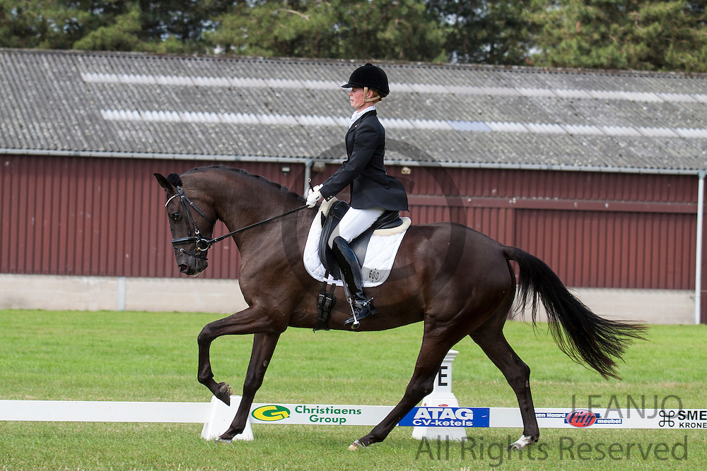 Yvonne Hermens - Electra<br /> Pavo Cup 2013<br /> &copy; DigiShots