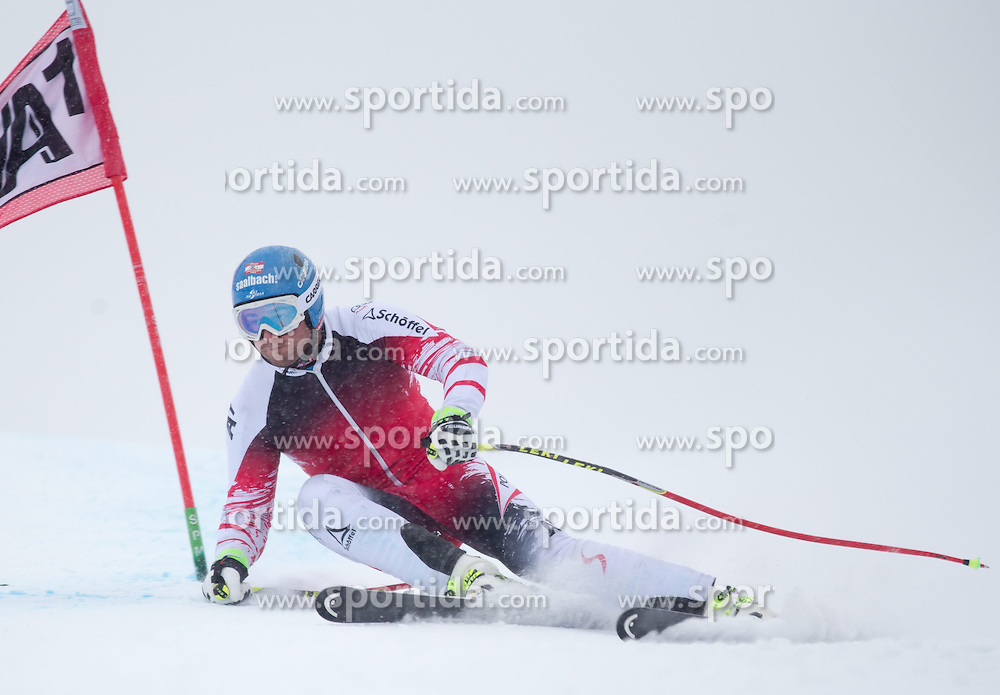 30.01.2015, Golden Peak Strecke, Vail, USA, FIS Weltmeisterschaften Ski Alpin, Training, im Bild Georg Streitberger (AUT) // Georg Streitberger of Austria in Action during a practice run for the FIS Ski World Championships 2015 at the Golden Peak Course, Vail, United States on 2015/01/30. EXPA Pictures © 2015, PhotoCredit: EXPA/ Johann Groder