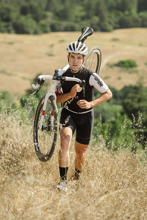 Tobin Ortenblad, pro cycle cross racer. Santa Cruz, CA | Bicycling Magazine