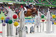 Joe Clee - Utamaro d' Ecaussines<br /> Alltech FEI World Equestrian Games™ 2014 - Normandy, France.<br /> © DigiShots