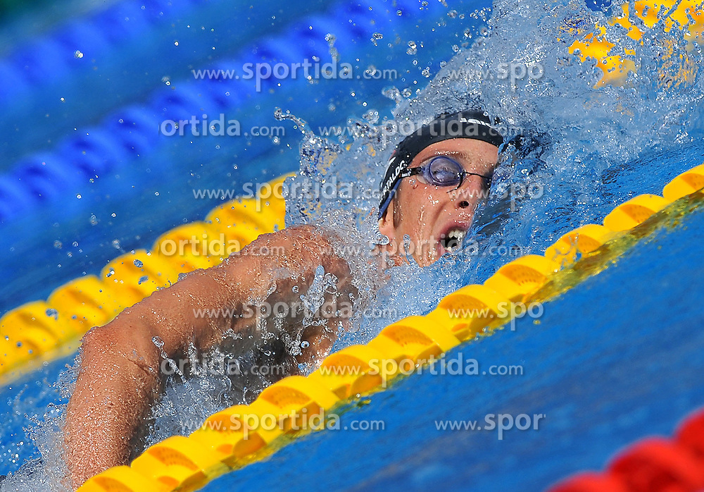 10.08.2010, Budapest, Ungarn, HUN, Schwimmeuropameisterschaften, Budapest 2010 im Bild Federico Colbertaldo (ITA)., EXPA Pictures © 2010, PhotoCredit: EXPA/ InsideFoto/ Perottino *** ATTENTION *** FOR AUSTRIA AND SLOVENIA USE ONLY!
