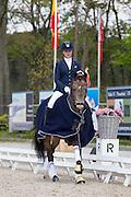 Lisanne Zoutendijk - Champ of Class<br /> CDIPJYR Roosendaal 2013<br /> © DigiShots