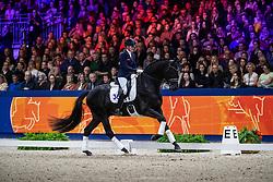 Scholtens Emmelie, NED, Le Formidable<br /> KWPN hengstenkeuring - 's Hertogenbosch 2020<br /> © Hippo Foto - Dirk Caremans<br /> 31/01/2020