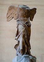 Statue of Winged Victory, Louvre Gallery