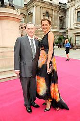 YASMIN LE BON and HOLLY JOHNSON at the Royal Academy of Arts Summer Party held at Burlington House, Piccadilly, London on 9th June 2010.